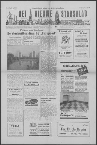 Het Nieuwe Stadsblad 1959-04-22