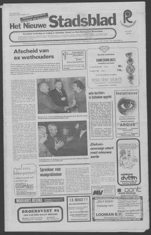Het Nieuwe Stadsblad 1974-09-06