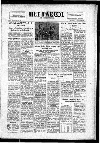 Rotterdamsch Parool / De Schiedammer 1946-11-02