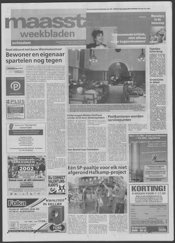 Maaspost / Maasstad / Maasstad Pers 2002-02-13