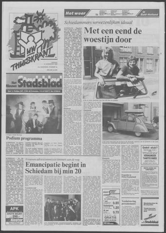 Het Nieuwe Stadsblad 1989-08-11