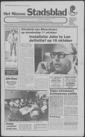 Het Nieuwe Stadsblad 1979-10-05