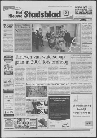 Het Nieuwe Stadsblad 2000-12-28
