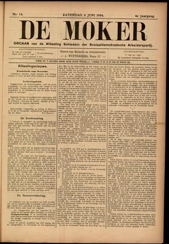 De Moker 1904-06-04