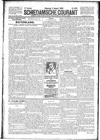 Schiedamsche Courant 1929-01-05