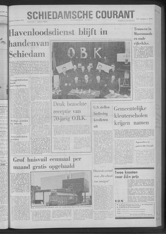 Rotterdamsch Nieuwsblad / Schiedamsche Courant / Rotterdams Dagblad / Waterweg / Algemeen Dagblad 1970-03-16