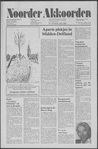 Noorder Akkoorden 1981-02-04