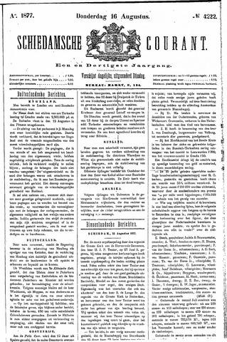 Schiedamsche Courant 1877-08-16