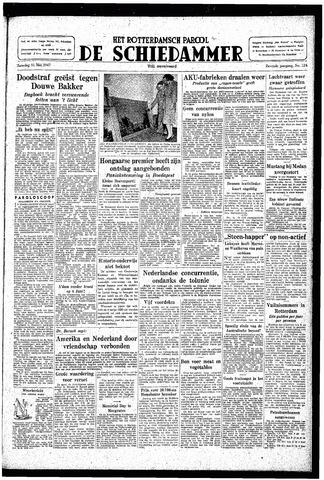 Rotterdamsch Parool / De Schiedammer 1947-05-31