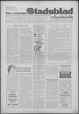 Het Nieuwe Stadsblad 1963-07-10