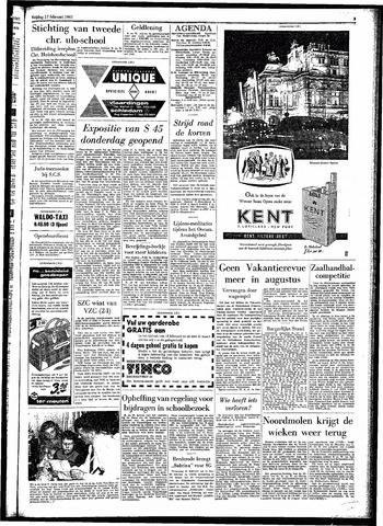 Rotterdamsch Parool / De Schiedammer 1961-02-17