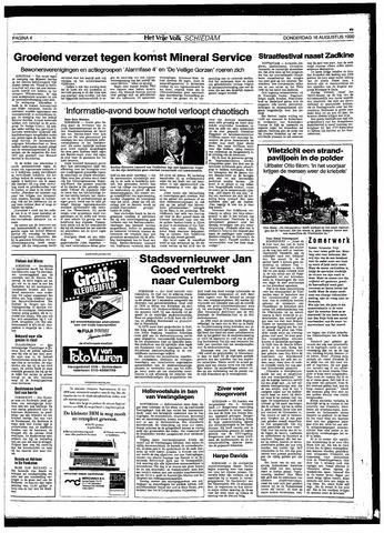 Het Vrije volk 1990-08-16