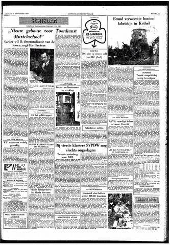 Rotterdamsch Nieuwsblad / Schiedamsche Courant / Rotterdams Dagblad / Waterweg / Algemeen Dagblad 1959-09-22