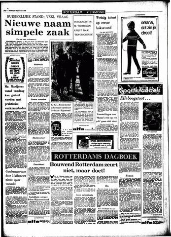 Rotterdamsch Parool / De Schiedammer 1966-09-27