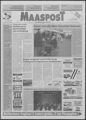 Maaspost / Maasstad / Maasstad Pers 1996-11-27