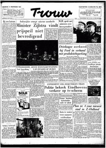 Trouw / De Rotterdammer 1957-10-11