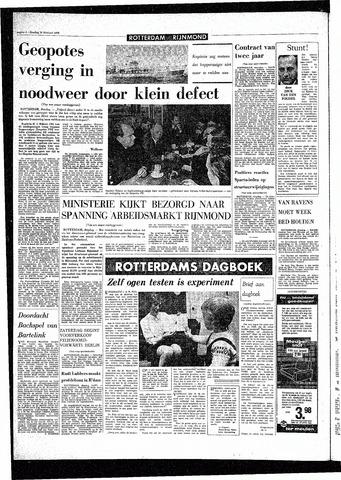 Rotterdamsch Parool / De Schiedammer 1970-02-10