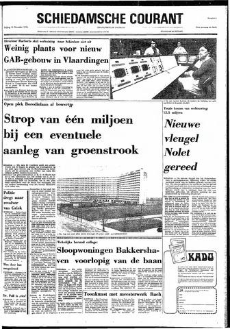 Rotterdamsch Nieuwsblad / Schiedamsche Courant / Rotterdams Dagblad / Waterweg / Algemeen Dagblad 1974-12-13
