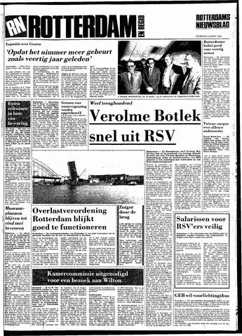 Rotterdamsch Nieuwsblad / Schiedamsche Courant / Rotterdams Dagblad / Waterweg / Algemeen Dagblad 1983-03-05