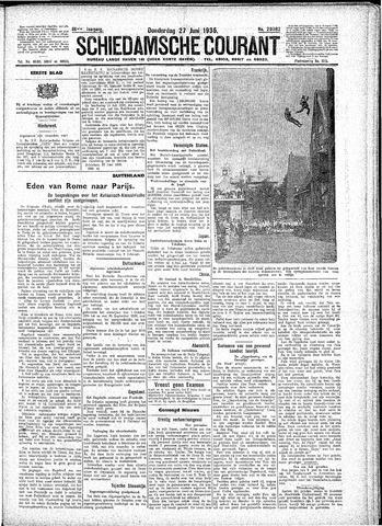 Schiedamsche Courant 1935-06-27