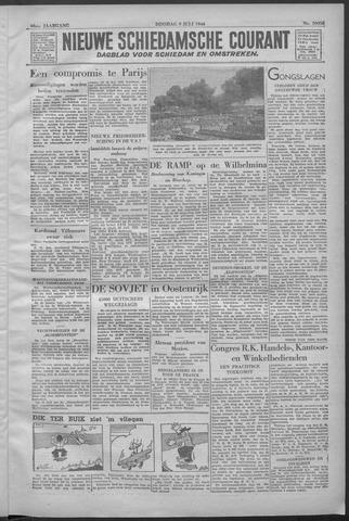 Nieuwe Schiedamsche Courant 1946-07-09