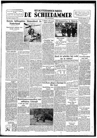Rotterdamsch Parool / De Schiedammer 1947-08-11