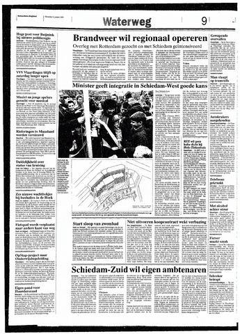 Rotterdamsch Nieuwsblad / Schiedamsche Courant / Rotterdams Dagblad / Waterweg / Algemeen Dagblad 1993-01-11