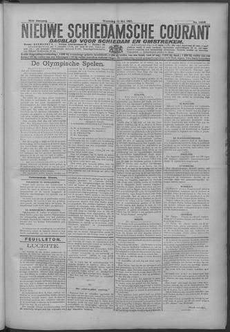 Nieuwe Schiedamsche Courant 1925-05-13