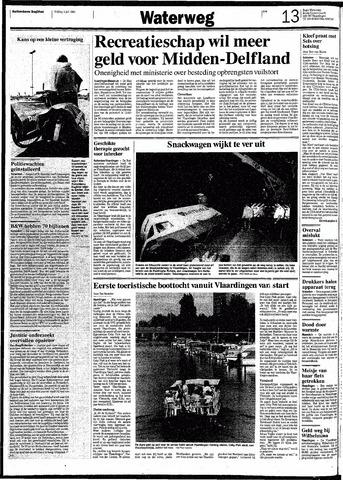 Rotterdamsch Nieuwsblad / Schiedamsche Courant / Rotterdams Dagblad / Waterweg / Algemeen Dagblad 1991-07-05