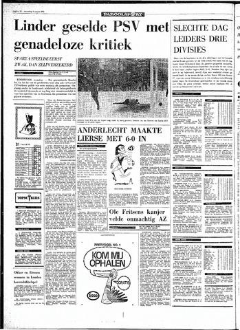 Rotterdamsch Parool / De Schiedammer 1970-03-09