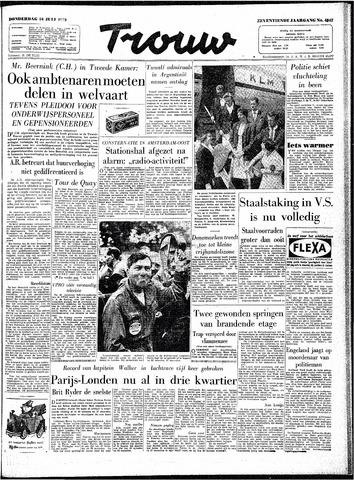 Trouw / De Rotterdammer 1959-07-16