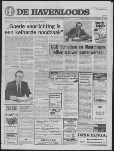 De Havenloods 1974-11-21
