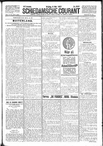 Schiedamsche Courant 1927-05-06