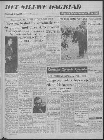 Nieuwe Schiedamsche Courant 1961-03-06