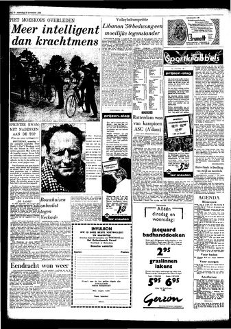 Rotterdamsch Parool / De Schiedammer 1964-11-16