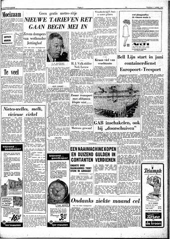 Trouw / De Rotterdammer 1967-04-07