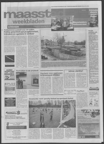 Maaspost / Maasstad / Maasstad Pers 2002-02-06