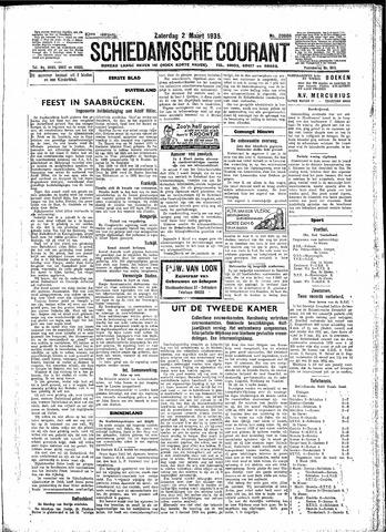 Schiedamsche Courant 1935-03-02