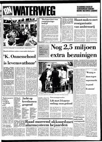 Rotterdamsch Nieuwsblad / Schiedamsche Courant / Rotterdams Dagblad / Waterweg / Algemeen Dagblad 1983-12-21