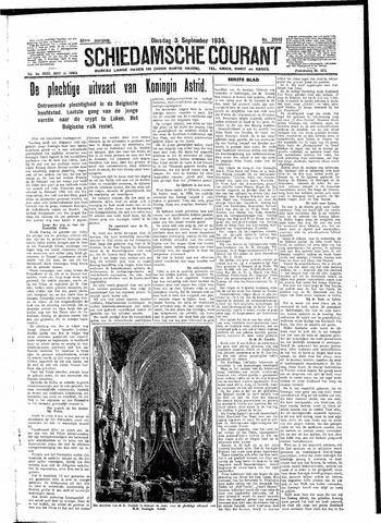 Schiedamsche Courant 1935-09-03