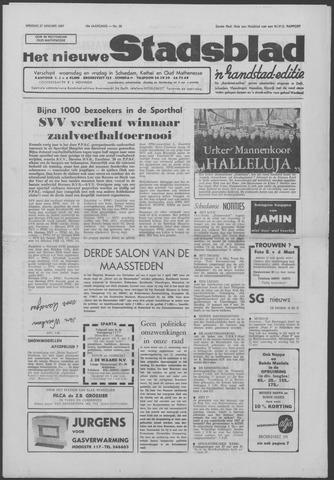 Het Nieuwe Stadsblad 1967-01-27