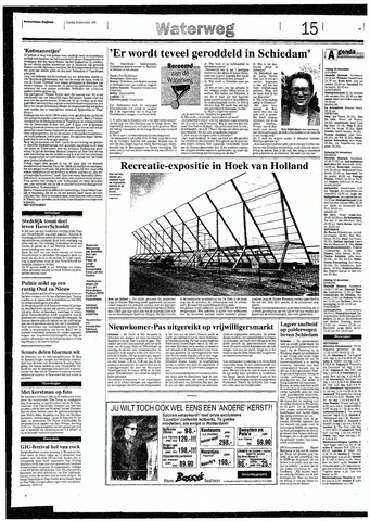 Rotterdamsch Nieuwsblad / Schiedamsche Courant / Rotterdams Dagblad / Waterweg / Algemeen Dagblad 1993-12-10