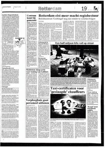 Rotterdamsch Nieuwsblad / Schiedamsche Courant / Rotterdams Dagblad / Waterweg / Algemeen Dagblad 1993-05-21