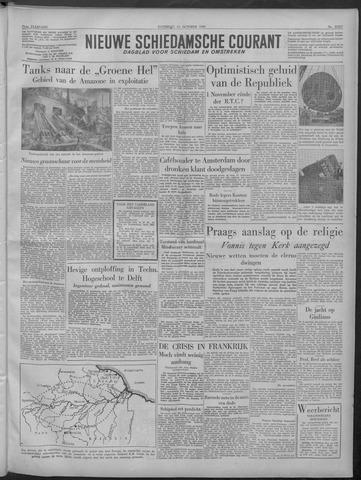 Nieuwe Schiedamsche Courant 1949-10-15