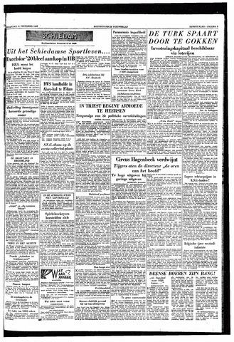 Rotterdamsch Nieuwsblad / Schiedamsche Courant / Rotterdams Dagblad / Waterweg / Algemeen Dagblad 1953-12-21