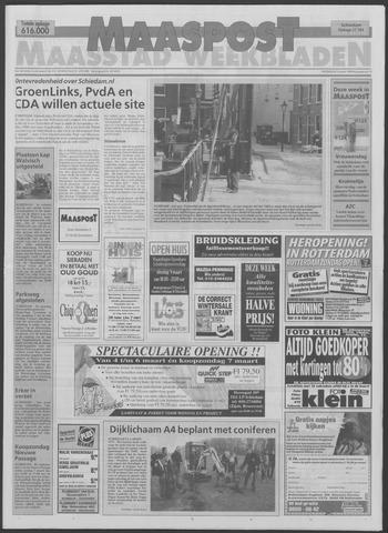 Maaspost / Maasstad / Maasstad Pers 1999-03-03