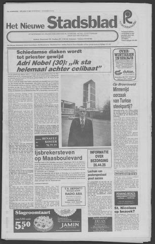 Het Nieuwe Stadsblad 1978-11-01