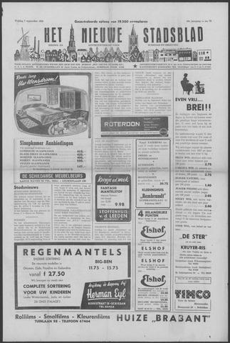 Het Nieuwe Stadsblad 1956-09-07