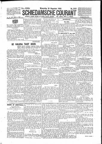 Schiedamsche Courant 1933-08-16