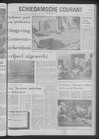 Rotterdamsch Nieuwsblad / Schiedamsche Courant / Rotterdams Dagblad / Waterweg / Algemeen Dagblad 1970-11-19
